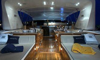 Morfise yacht charter Overmarine Motor Yacht