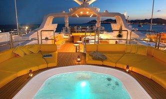 Platinum yacht charter Benetti Motor Yacht