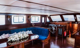 Capricorn 1 yacht charter Likay Sail Yacht
