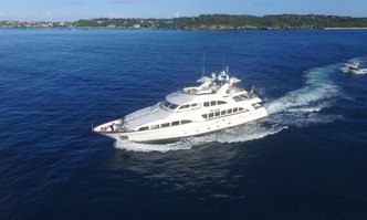 Brunello yacht charter Benetti Motor Yacht