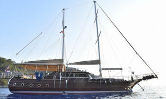 Bitter yacht charter Custom Sail Yacht