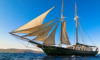 Arktos yacht charter Basimakopouloi Sail Yacht