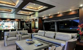 Grande yacht charter Azimut Motor Yacht