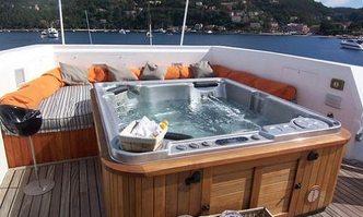 Alter Ego yacht charter WGB Werft Motor Yacht