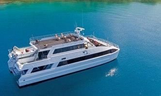 Pacific Quest yacht charter Custom Motor/Sailer Yacht