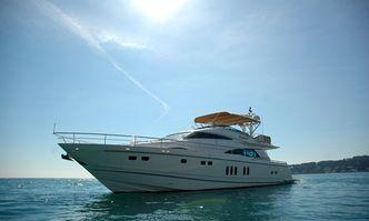 D5 yacht charter Fairline Motor Yacht