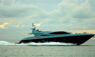 Golden Boy yacht charter SEAT Boat Motor Yacht