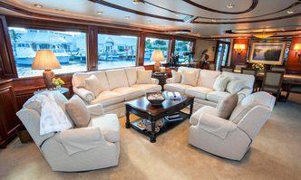 Wild Kingdom yacht charter Westport Yachts Motor Yacht