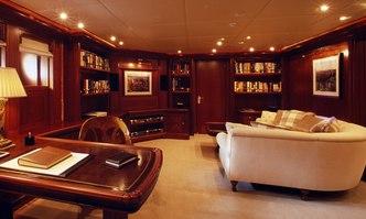 Athena yacht charter Royal Huisman Sail Yacht