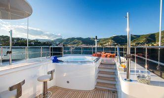 Diane yacht charter Benetti Motor Yacht
