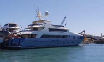 Irama yacht charter Concept Marine Motor Yacht