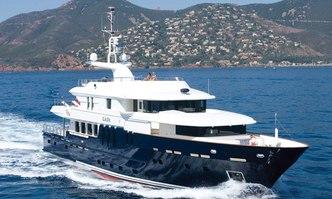 Gaja yacht charter Hotchya Shipyard Motor Yacht