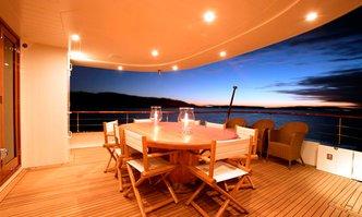 Parriwi yacht charter Azzura Yachts Motor Yacht