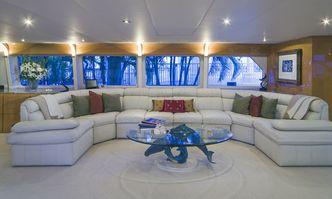 Moonraker yacht charter Norship Motor Yacht