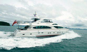 Lady Eileen II yacht charter Custom Motor Yacht