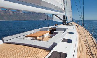 Aragon yacht charter Southern Wind Sail Yacht