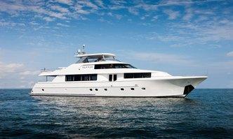Hannah yacht charter Westport Yachts Motor Yacht
