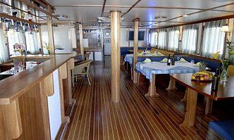 Barbara yacht charter Custom Sail Yacht