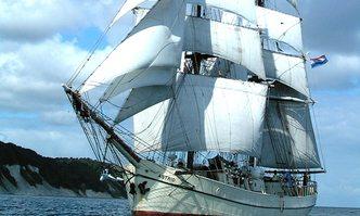 Astrid yacht charter Greg Van Leeuwen Sail Yacht