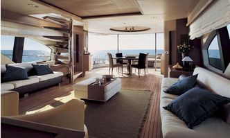 Crystal yacht charter Azimut Motor Yacht