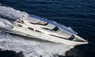RINI yacht charter Posillipo Motor Yacht