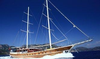 Junior Orcun yacht charter Custom Sail Yacht