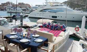 Grey yacht charter Aicon Motor Yacht