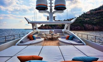 Aurelia yacht charter Heesen Motor Yacht