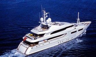Magenta M yacht charter CRN Motor Yacht