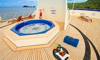 Ocean Spray yacht charter Custom Motor Yacht
