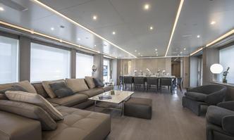 Seven yacht charter Benetti Motor Yacht