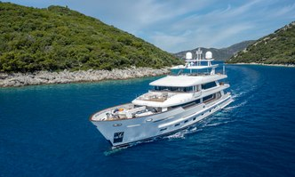 Sunrise yacht charter Yildiz Shipyard Motor Yacht