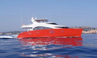Mas yacht charter Sunreef Yachts Motor Yacht