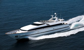 Obsesion yacht charter Baglietto Motor Yacht