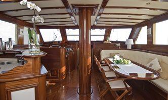Santa Lucia yacht charter Etemoglu Boatyard Motor/Sailer Yacht