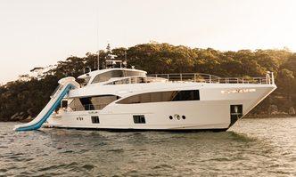 Oneworld yacht charter Gulf Craft Motor Yacht