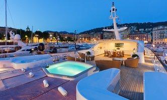 Sophie Blue yacht charter CBI Navi Motor Yacht