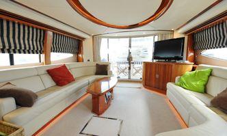 Fourteen yacht charter Sunseeker Motor Yacht