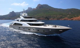 La Pellegrina yacht charter Couach Motor Yacht
