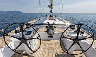 Elise Whisper yacht charter Southern Wind Sail Yacht