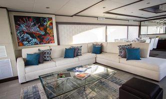Grand Daphne yacht charter Broward Motor Yacht