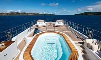 Driftwood yacht charter Amels Motor Yacht