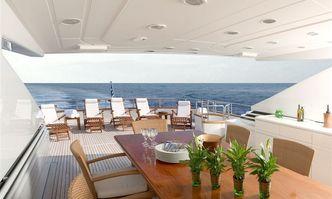 Let It Be yacht charter Tecnomarine Motor Yacht
