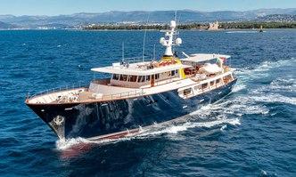 Arionas yacht charter Clelands Shipbuilding Co Motor Yacht
