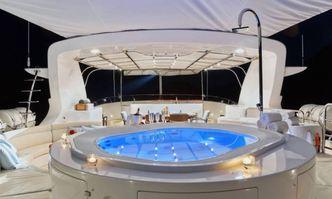 Harmony III yacht charter Benetti Motor Yacht