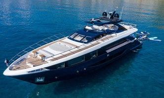 Arsana yacht charter Amer Motor Yacht