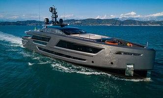 Panam yacht charter Baglietto Motor Yacht