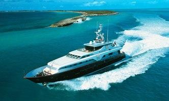 Shalimar yacht charter Benetti Motor Yacht