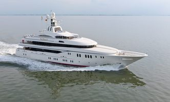 Lady Kathryn V yacht charter Lurssen Motor Yacht