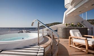 Thumper yacht charter Sunseeker Motor Yacht
